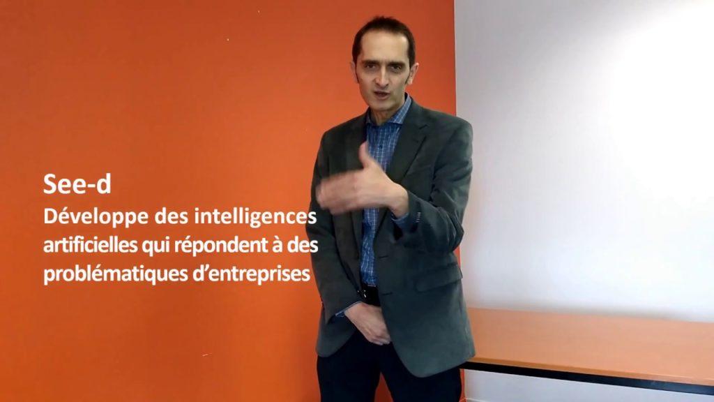 Intelligence artificielle dans l'industrie – Interview d'Emmanuel Frénod